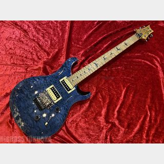 Paul Reed Smith(PRS) SE Custom 24 Roasted Maple Limited FLOYD 【Whale Blue】