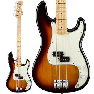 FenderPlayer Precision Bass Maple Fingerboard 3-Color Sunburst  【アウトレット特価】【新宿店】
