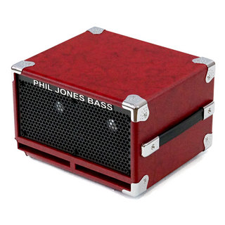 Phil Jones Bass BC-2 (Red)