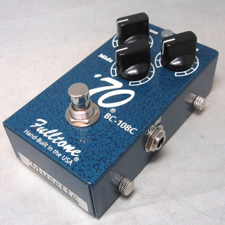 Fulltone 70s  BC-108C SILICON POWERED FUZZ 【心斎橋店】