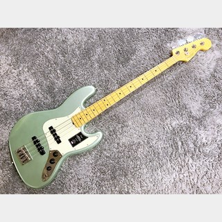 Fender American Professional Ⅱ Jazz Bass Mystic Surf Green / Maple 【ギグバッグ/缶バッジ プレゼント!】