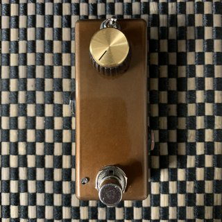 VeroCity Effects Pedals Browned
