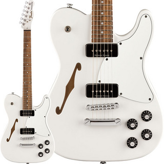 Fender Mexico Jim Adkins JA-90 Telecaster Thinline (White) [Made In Mexico]