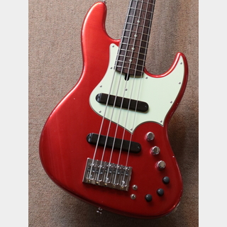 Xotic XJ-1T 5ST LIGHT AGED /ALDER ROSE Candy Apple Red【当店オーダーモデル】