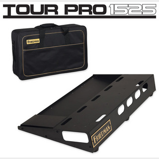 Friedman TOUR PRO 1525 [Pedal Board(M) & Carry Bag] 【お取り寄せ品。ご予約受付中!】
