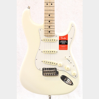 Fender American Professional Stratocaster Maple / Olympic White★決算セール!20日まで★