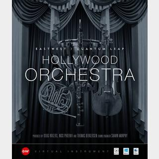 EAST WEST 【数量限定特価】Hollywood Orchestra Gold【ダウンロード版】