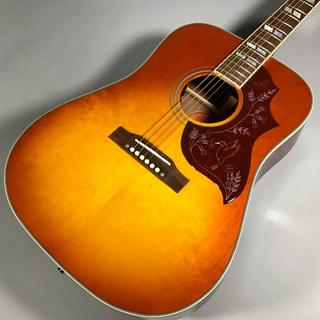 Epiphone (エピフォン)Hummingbird Aged Cherry Sunburst Gloss【エレアコ】