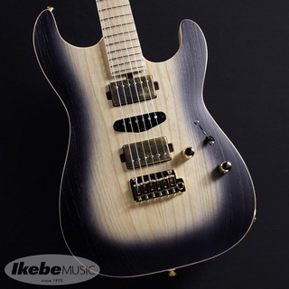 SAITO GUITARSS-Series S-622 Ash HSH (Bonite) #191265