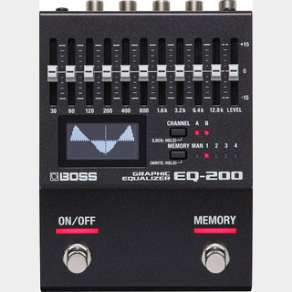 BOSS EQ-200 Graphic Equalizer 【即日発送可】