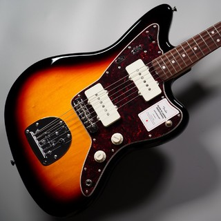 Fender (フェンダー) MADE IN JAPAN TRADITIONAL 60S JAZZMASTER 3-Color Sunburst【現物写真】