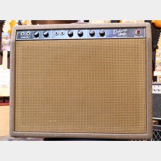 Fender 1962 Deluxe-Amp -Brown Face- Vintage!!
