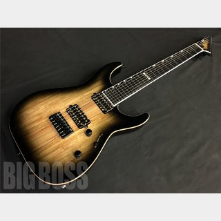 E-II M-Ⅱ-7 NT HIPSHOT (Dark Brown Natural Burst)