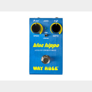 Way Huge WM61   SMALLS™ BLUE HIPPO™ ANALOG CHORUS