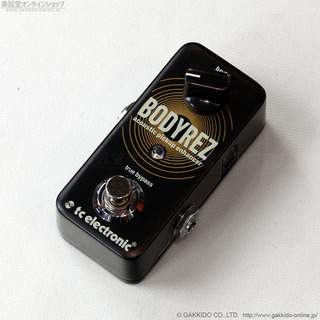 tc electronic BodyRez -Acoustic Pickup Enhancer-