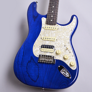 Fender Made in Japan 2019 Limited Collection Stratocaster HSS Sapphire Blue Trans