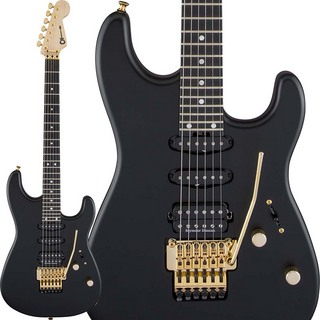 Charvel MJ San Dimas Style 1 HSS FR E (Satin Black) [Made In Japan]