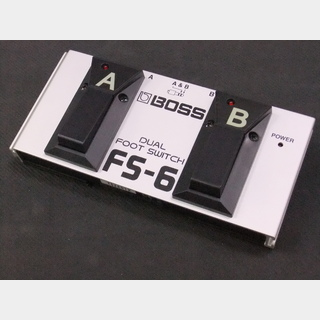 BOSS FS-6 DUAL FOOT SWITCH