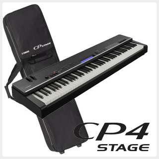 YAMAHA CP4 STAGE  STAGE専用ケースセット ステージピアノ 【御茶ノ水本店】