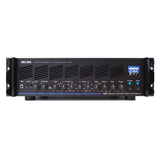 EBS 802 High Dynamics Linear Bass Amp ベースアンプ ヘッド