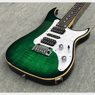 Vigier Guitars VE6-CVSP1 Mysterious Green