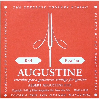 AUGUSTINERED 1弦