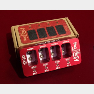 KING TONE GUITAR Battery Box