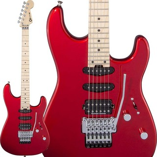 Charvel MJ San Dimas Style 1 HSS FR M (Metallic Red) [Made In Japan]
