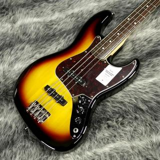 Fender Made in Japan Traditional 60s Jazz Bass 3-Color Sunburst 【刈谷店】