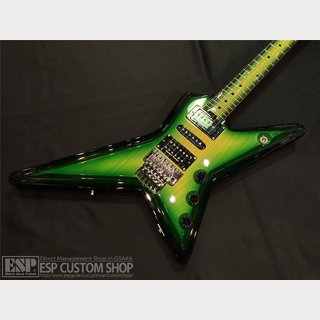 ESP RANDOM STAR GREEN BURST