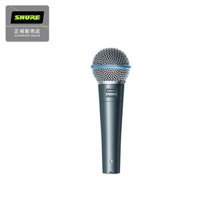 Shure BETA-58A ボーカル・マイクロホン 【国内正規品】