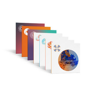 iZotopeBlack Friday Bundle(Elements Suite V5+DDLY+Trash 2+Mobius Filter) パッケージ納品【限定バンドル!】