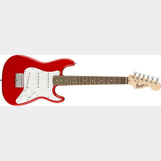 Squier by Fender Mini Strat (Torino Red/Laminated Hardwood Fingerboard)