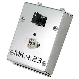 Creation Audio Labs MK.4.23 Clean Boost Custom Chrome Finish 【今がチャンス!円高還元セール!】