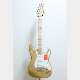Fender Made In Japan Traditional 70s Stratocaster Ash Maple Fingerboard / Natural