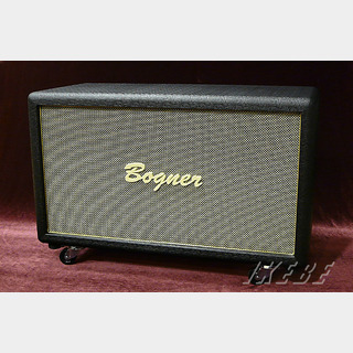 Bogner 2×12Cabinet Closed Back 8Ω 【Comet/Salt&pepper】
