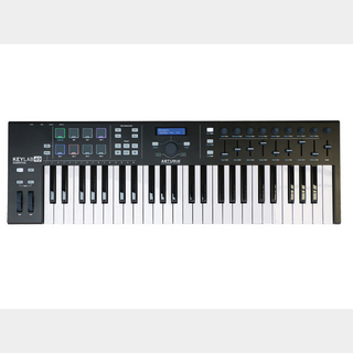 Arturia KeyLab Essential49 Black Edition【5月限定セール!!新品大特価!!】