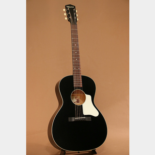 Waterloo by Collings WL-14X Aged Jet Black Cream P.G(X Bracing/T-Bar Rod)
