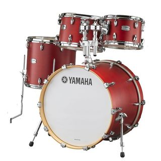 "YAMAHA 【展示試打品特価!】TOUR CUSTOM 22""BD,10"",12""TT,16""FT All Maple Shell 4点セット!"
