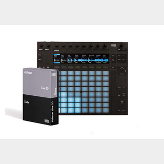 AbletonPush2+Live10 Suite