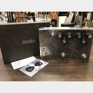 MOOLLON Custom Shop Overdrive+Distortion 【アウトレット特価】
