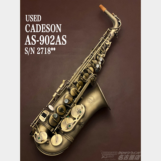 CadesonAS-902AS S/N 2718**【カドソン】【USED】【Wind Nagoya】
