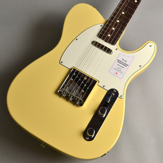 Fender Made in Japan Traditional 60s Telecaster /  Vintage White