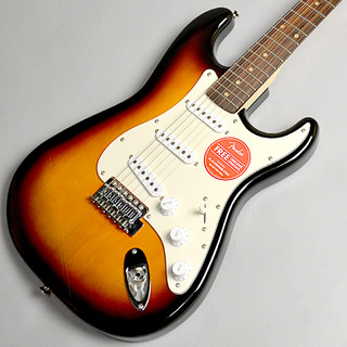 Squier by Fender SQ STRAT RW BSB 【Brown Sunburst/ブラウンサンバースト】