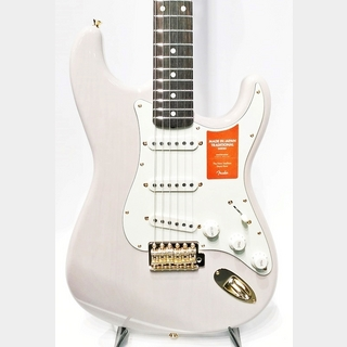 Fender Made in Japan Traditional 60s Stratocaster / US Blonde 【2/24(月・祝) 21:00までのタイムセール特価】