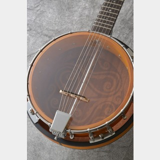 LUNA Guitars Folk Series 6 String Banjo [BGB CEL 6] 《バンジョー》
