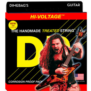 DRDIMEBAG DARRELL SIGNATURE STRINGS DBG-11 EXTRA HEAVY ダイムバック・ダレル エレキギター弦