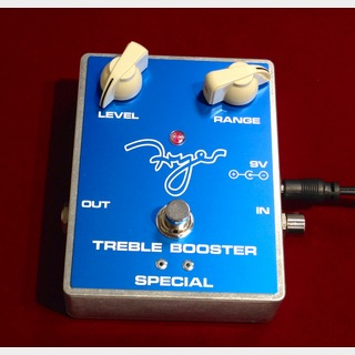 FRYER GUITARS Treble Booster Special