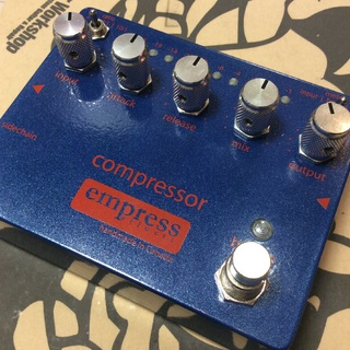 Empress Effects Compressor (High-End Comp/Limiter)