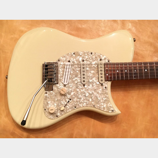 Soultool Customized Guitars Venus Vintage White